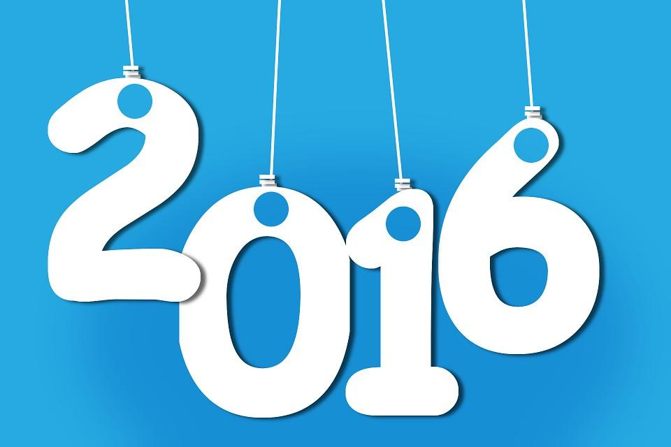 2016 Landmark Year
